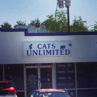 Photo taken at Cats unlimited by James R. on 9/23/2013