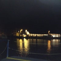 Photo taken at Romanshorn Hafen by Detlef S. on 4/18/2013