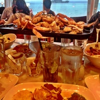 Photo taken at Franciscan Crab Restaurant by Jeff L. on 4/5/2013