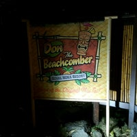 Photo taken at Don the Beachcomber by ✈--isaak--✈ on 3/24/2017