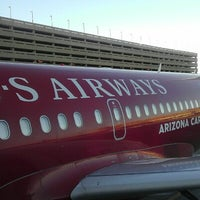Photo taken at Gate B4 by ✈--isaak--✈ on 10/10/2012