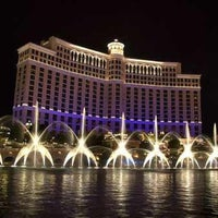 4/18/2013にMalcomがBellagio Hotel & Casinoで撮った写真