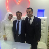 Photo taken at Çağrı Düğün Salonu by Mehmet B. on 7/17/2016
