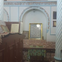 Photo taken at کنیسه حاداش | Hadash Synagogue by Tannaz O. on 6/1/2018