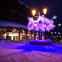 Photo taken at Courchevel Moriond 1650 by Anne-Sophie L. on 3/18/2013