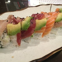 Photo taken at Take Sushi by Jen V. on 7/5/2013