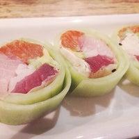 Photo taken at Musashi Restaurant by Jen V. on 12/31/2013
