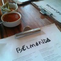 Снимок сделан в Belmondo пользователем Marcelo T. 9/29/2012