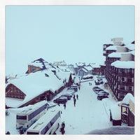 Photo taken at Le Montana by Jana v. on 12/15/2012