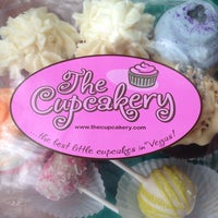 Photo taken at The Cupcakery by Jon S. on 7/14/2014