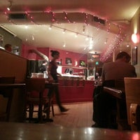 Photo taken at Proto's Pizza-North Boulder - Broadway by Christina on 11/18/2012