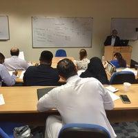 Photo taken at Murdoch University Dubai by Kelli D. on 11/1/2016