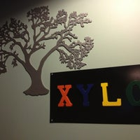 Photo taken at Xylo Bistro Cafe by Karyn  @konorth O. on 2/5/2013