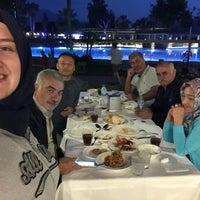 Photo taken at Main Restaurant by Zafer K. on 4/25/2018