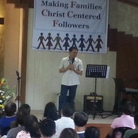 Photo taken at Filinvest Community Christian Fellowship by Gabrielle Joseph G. on 3/22/2015