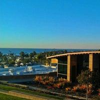 Photo taken at San Diego County Library - Encinitas by Bob B. on 1/3/2013
