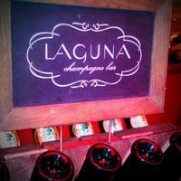 Photo taken at Laguna Champagne Bar by Bob B. on 12/19/2012