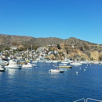 Photo taken at Avalon Harbor by Bob B. on 9/28/2016