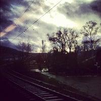 Das Foto wurde bei Bahnhof Tuttlingen von Yvonne Z. am 12/27/2012 aufgenommen