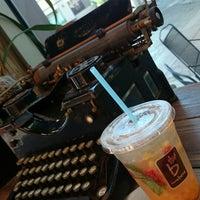 Photo taken at Caffé Bene by MiMi T. on 9/23/2014