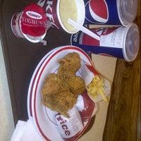 Photo taken at KFC by Novreny D. on 12/30/2012