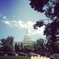 Photo taken at U.S. Capitol Visitor Center by Sean Q. on 7/5/2013