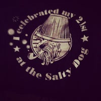 Photo taken at Salty Dog Saloon by Sean Q. on 9/2/2013