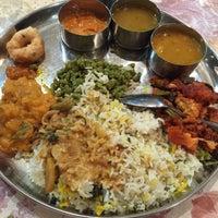 Photo taken at Annalakshmi by Galvin T. on 1/22/2016