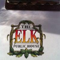Photo taken at Elk Public House by Kelly L. on 5/11/2013
