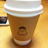 Photo taken at KingKong 커피 by Kernyu P. on 6/12/2014