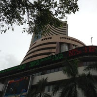 Photo taken at Bombay Stock Exchange (BSE) by Brian S. on 6/6/2013