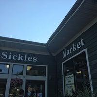 Photo taken at Sickles Market by Erick B. on 9/4/2016