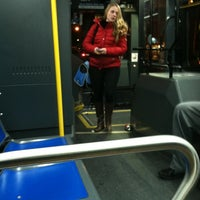 Photo taken at MTA Bus - M23 - 12th Av & 23 St by Alcibiades D. on 11/13/2013