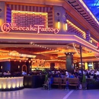 Photo taken at The Cheesecake Factory by Ahmad T. on 11/29/2012