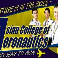 Photo taken at Asian College Of Aeronautics by Vctr M. on 5/24/2013