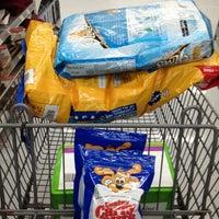 Photo taken at Walmart Supercenter by Crystal on 12/20/2012