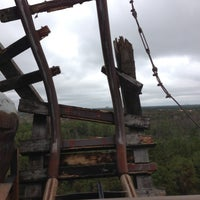 Photo taken at Expedition Everest by Nick on 12/13/2012