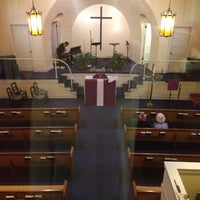 Photo taken at St. James Anglican Church by Ed M. on 12/2/2012