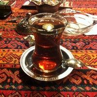 Photo taken at İzmirli Mahzen Cafe by Erdem K. on 11/28/2012