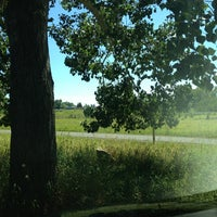 Photo taken at Fish Creek Park - Glennfield by Dave R. on 8/21/2013