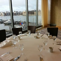Photo taken at Executive Suite with Harbor View at Four Seasons Hotel Baltimore by Fernando C. on 2/27/2013