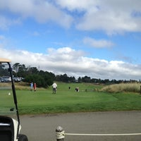 Photo taken at Gearhart Golf Links by Oscar P. on 9/7/2013