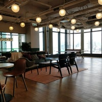 Photo taken at WeWork Tower 535 by Rachel on 9/22/2017