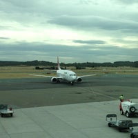 Photo taken at Canberra International Airport (CBR) by Randy A. on 12/13/2012
