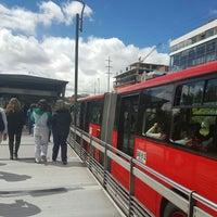Photo taken at TransMilenio: Pepe Sierra by José G. on 7/11/2016
