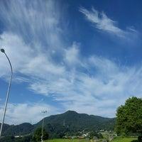 Photo taken at 下牧PA (下り) by smbd on 8/31/2016