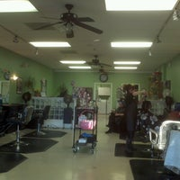 Photo taken at Friends and Company Hair & Nail Salon by Van Y. on 3/27/2013