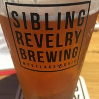 Photo taken at Sibling Revelry Brewing by Stephen Z. on 11/5/2017