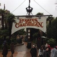 Photo prise au Pirates of the Caribbean par Bert S. le12/3/2012