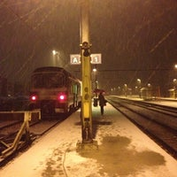 Photo taken at Station Herentals by Bert S. on 12/7/2012